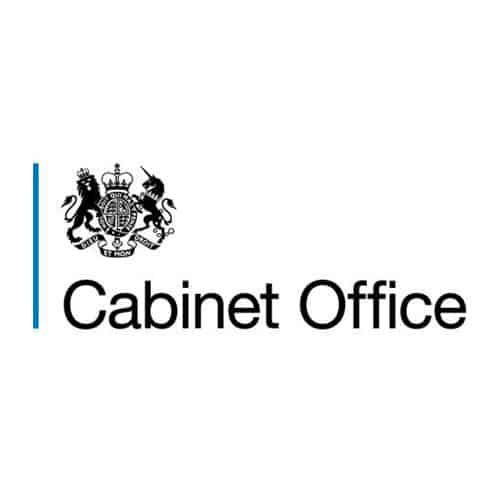 Cabinet Office - Freelance Web Design